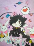 Cheshire (Pandora Hearts)~~! by Mewtwosama10299