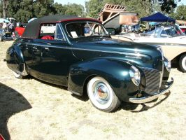 1940 Mercury Eight convertible by RoadTripDog