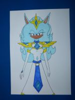Queen Sira The hedgehog by sira-the-hedgehog