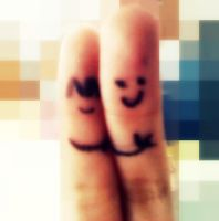 Its Called Finger Love by xXRawrO3OXx