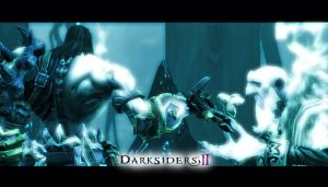 Darksiders Death Unmasking by ShabaazKhan
