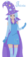 The All Great and Powerful Trixie! by TheAwesomeBoss