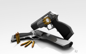 Revolver Concept update 2 by oblyz