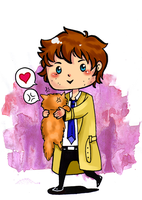 Kitty Dean by Chupu