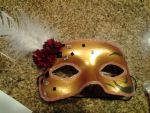Masquerade Mask by LillyFruit