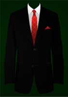 Black Suit by teezkut
