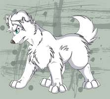 Hitsugaya Puppy by koisnake