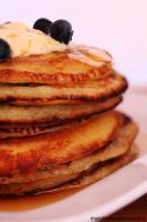Blueberry Pancakes 3 by munchinees