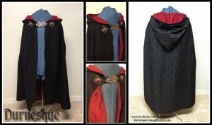 Cloak for the Pirate King by Durnesque