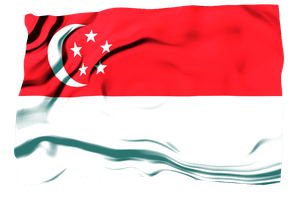 Flags of the World: Singapore by MrAngryDog