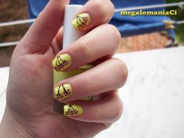 Nail art n.25 by megalomaniaCi