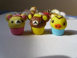 Rement cupcakes by Moostachee