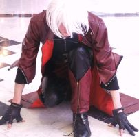 Dante by Lightninglouise