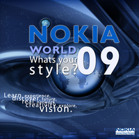 Nokia editorial design by nabeel91