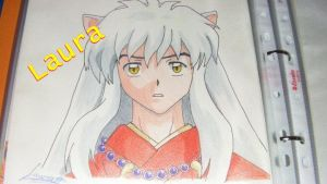 Inuyasha by LauTTMorrone
