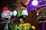 Halloween exsplodesss by T0XICFR0G