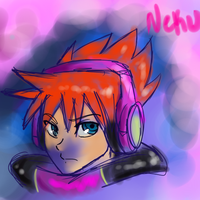 Quicky Neku by Pon3Splash