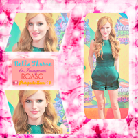Bella Thorne Pack by Roasg