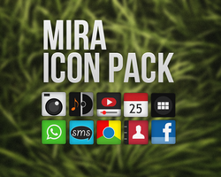 Mira icon pack by HunterDsg