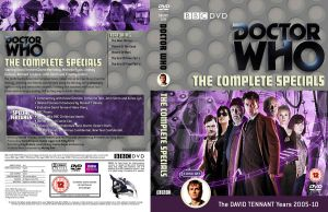 Doctor who the complete specials by BrotherTutBar