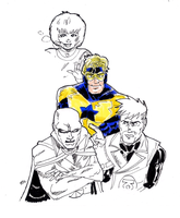 DSC 2014-08-28 Booster Gold by theEyZmaster