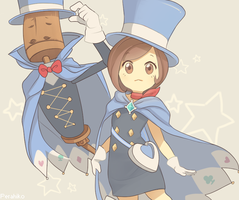 Trucy! by buljong
