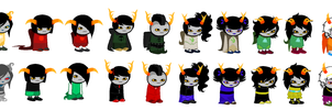 Homestuck Adopts- Closed by xXEternal-FireXx