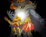 Eternity War - FILMATION style by FaGian