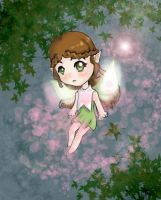fairy by LucTrey