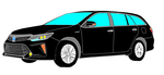 2016 Toyota Camry Touring Wagon by nanandmic567