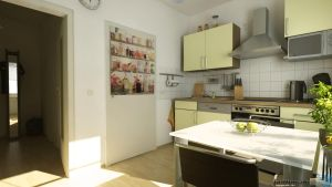 Interior - Kitchen $1 by Puttee