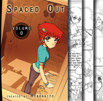 Spaced Out Vol.0 - Cover by hinoraito