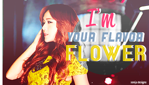 Jessica Flower Power by Fuu-Likes-Blood