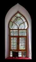 Mosque window by Eusebius-fr