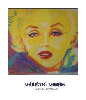 MARILYN : MOODS1 by montalvo-mike
