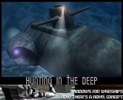 Hunting In The Deep by moonwolf-95