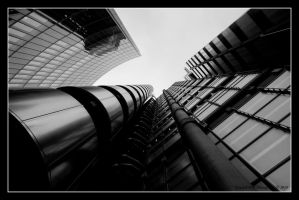 Lloyd's of London by Oggieteepo