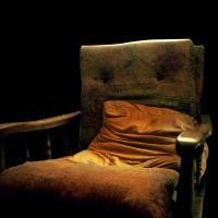 chair's portrait by where-I-Am