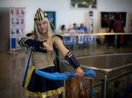 Ashe cosplay from league of legends by altugisler