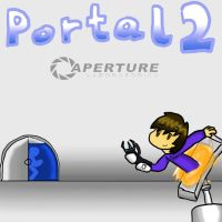 Portal 2 by Starville6