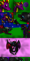 Spyro comic page 5 by DragonAura16