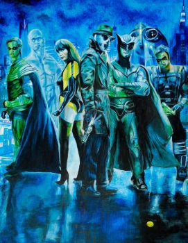 We are the Watchmen by keithsith