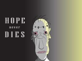 Hope never Dies by glalcios