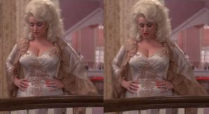 3d Dolly Parton Dressing Gown by 3dpinup