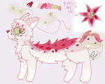 Florritas Adopt--Star Gazer Lily Based--CLOSED by Jclay251