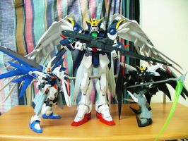 gundam collection by LihRen