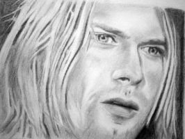 Kurt Cobain by MetDeth