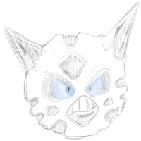 The face Pokemon by sweetinsanity364