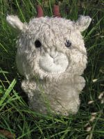 Eco-friendly, Shaggy Goat SOLD by mypetmoon