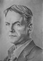 Leroy Jethro Gibbs - Mark Harmon by JuniorGibbs